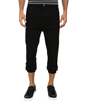 Request - Mathew Denim Jogger in Black Rinse