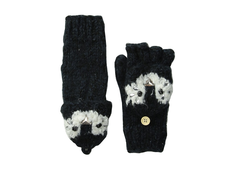 San Diego Hat Company Kids KNG3469 Penguin Fingerless Flip Over Glove Little Kids/Big Kids Penguin Dress Gloves