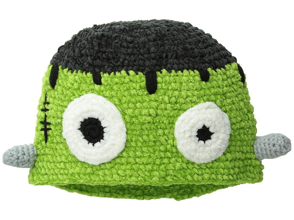 San Diego Hat Company Kids DL2524 Hand Crochet Frankenstein Hat Toddler/Little Kids Frankenstein Caps