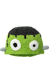 San Diego Hat Company Kids - DL2524 Hand Crochet Frankenstein Hat (Toddler/Little Kids)