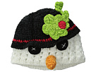 DL2530 Hand Crochet Snowman Hat (Infant/Toddler/Little Kids)