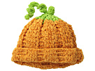 DL2522 Hand Crochet Pumpkin Hat (Infant/Toddler/Little Kids)