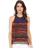 Sam Edelman - Mix Print Razor Tank Top