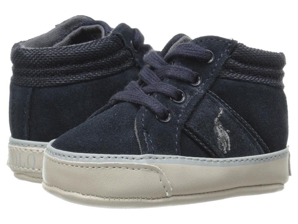 Ralph Lauren Layette Kids Bawtry Infant/Toddler Navy Boys Shoes