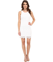 Laundry by Shelli Segal - Susanna Stretch Lace Sleeveless Dress