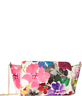 Jessica McClintock - Floral Winged Mini
