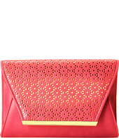 Jessica McClintock - Perforated Envelope Clutch