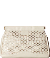 Jessica McClintock - Perforated Frame Clutch