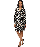 Laundry by Shelli Segal - Printed Wrap Dress