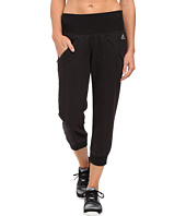 adidas - Cozy Fleece Capri Pants