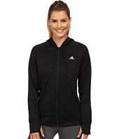 adidas - Team Issue Fleece Full-Zip Hoodie