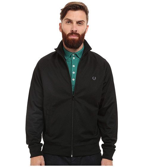 Fred Perry Plain Track Jacket