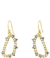 Alexis Bittar - Spiked Crystal Wire Earrings