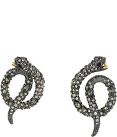 Alexis Bittar - Coiled Serpent Post Earrings