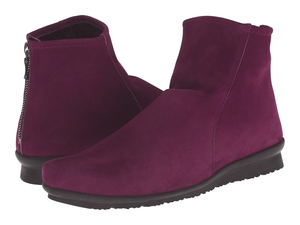 Arche Baryky Berry Womens Zip Boots