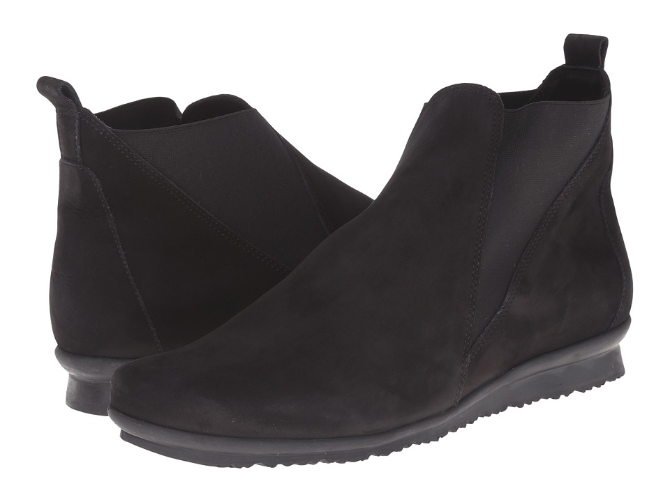 Arche Barzo Noir Womens Pull on Boots