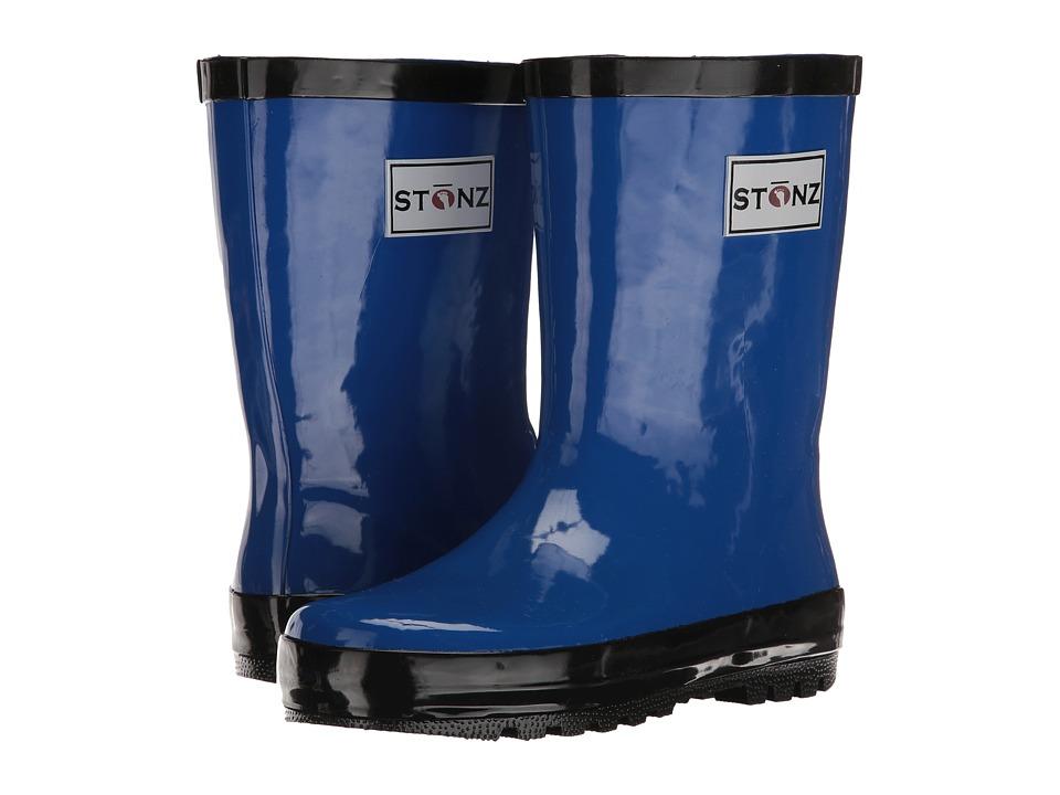 Stonz Rainboots Toddler/Little Kid/Big Kid Royal Blue/Black Kids Shoes