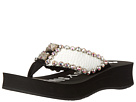 Gypsy SOULE Aspen Wedge (Black)