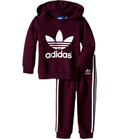 adidas Originals Kids - Trefoil Set (Infant/Toddler)