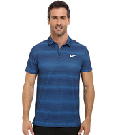 Nike - Court Sphere Striped Polo Shirt