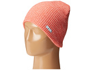 Neff Daily Heather Beanie (Coral/White)