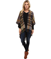 Echo Design - Plaid Hooded Ruana
