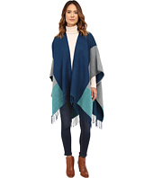 Echo Design - Color Block Reversible Ruana