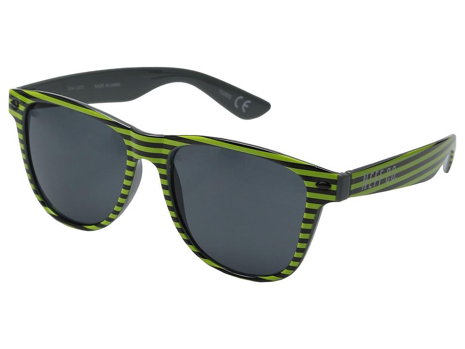 Neff Daily Shades Basic Lime Sport Sunglasses