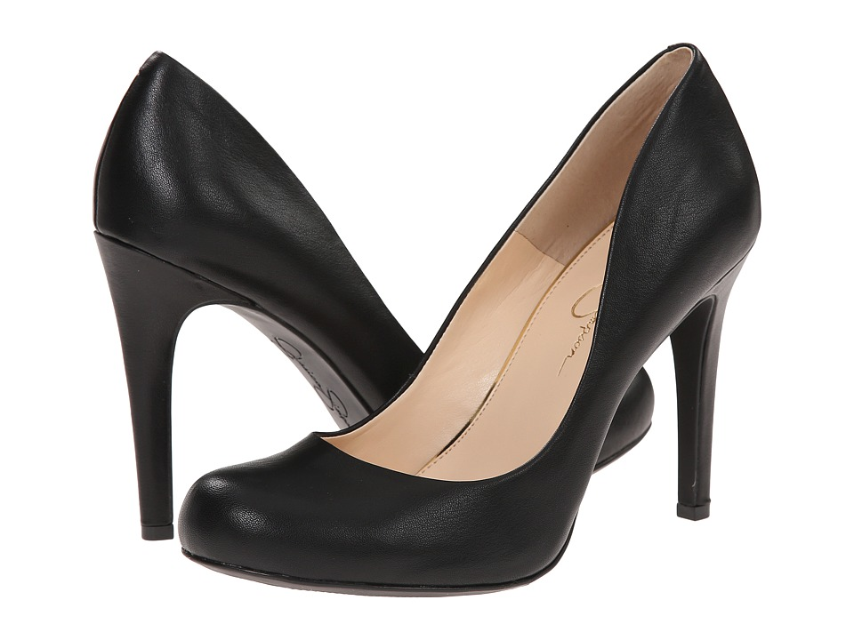 Jessica Simpson - Calie (Black) High Heels