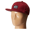 Neff Quilted Cap (Maroon)