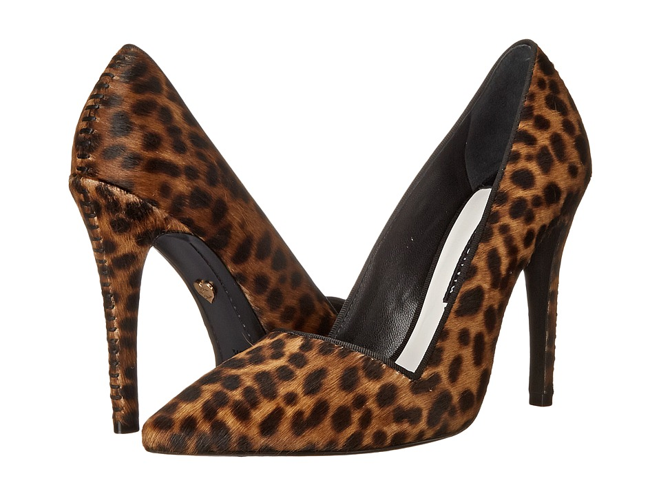 Alice Olivia Dina Leopard Multi High Heels