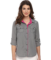 KUT from the Kloth - Leslie Collared Button Down Shirt