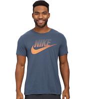 Nike - Oversized Speckle Futura Tee
