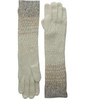 LAUREN by Ralph Lauren - Mohair Dipped Aran Glove
