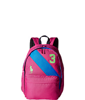 Polo Ralph Lauren Kids - Banner Stripe II Large Backpack