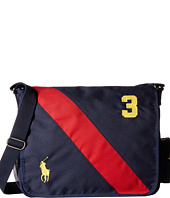 Polo Ralph Lauren Kids - Banner Stripe II Messenger