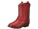 Baby Deer Western Boot (Infant/Toddler/Little Kid) (Red)