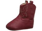 Baby Deer Western Boot (Infant) (Red)