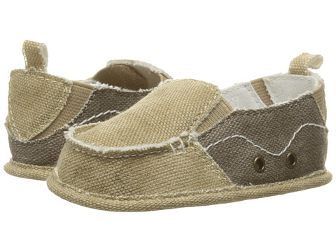 Baby Deer Slip-On with Gore (Infant) - Tan/Brown
