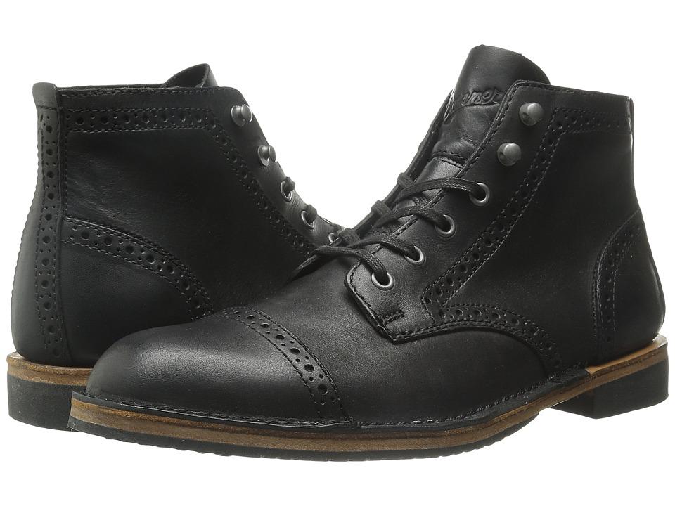 Danner Danner Jack II Brogue Black Mens Work Boots
