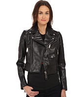 DSQUARED2 - Icon Kiodo Leather Jacket