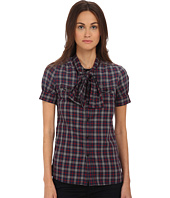 DSQUARED2 - Dominica Short Sleeves Boxy Shirt