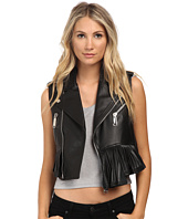 DSQUARED2 - Lelya Leather Sleeveless Kiodo
