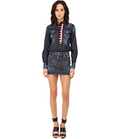 DSQUARED2 - Cheyanne Denim Mini Dress