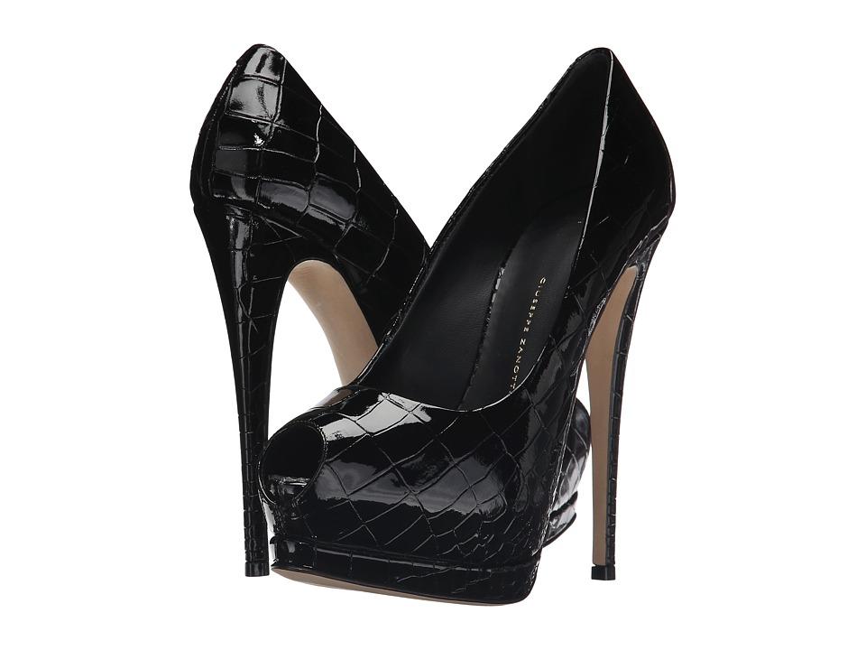 Giuseppe Zanotti I56035 Nero Womens Shoes