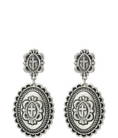 Gypsy SOULE - Cross Concho Dangle Earrings