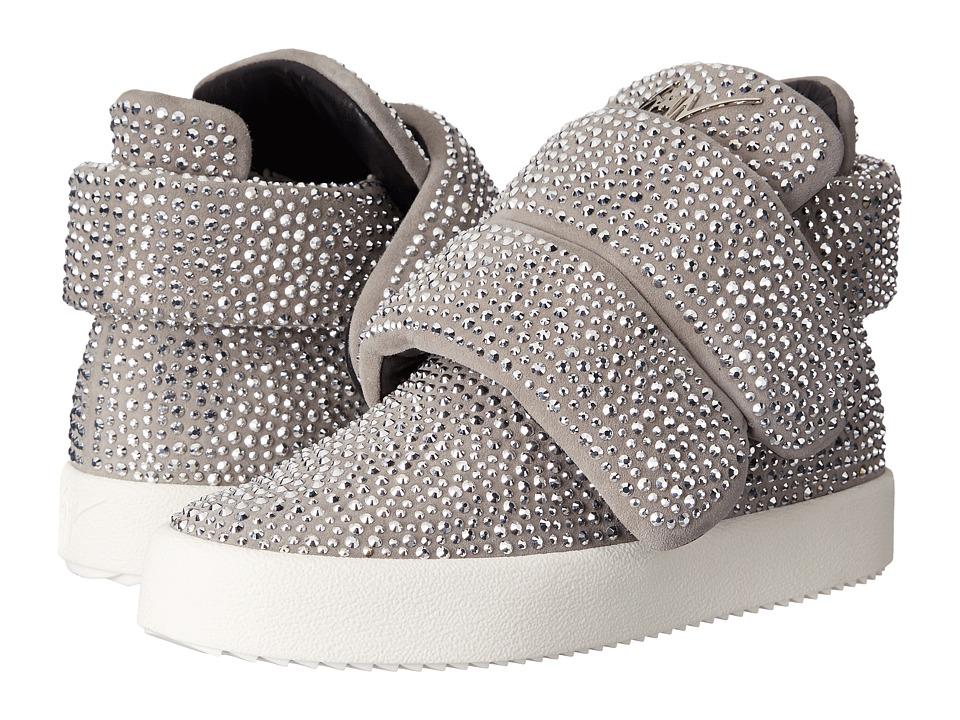 Giuseppe Zanotti RW5133 Sloane Womens Hook and Loop Shoes