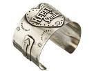 Gypsy SOULE Rebel Soule Cuff Bracelet (Silver)