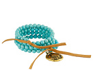 Gypsy SOULE Hail Mary Beaded Bracelet (Turquoise)