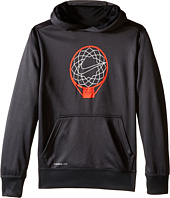 Nike Kids - KO Basketball Hoodie (Little Kids/Big Kids)